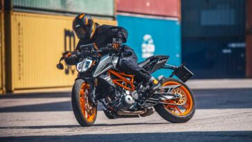 KTM 390 Duke 2021