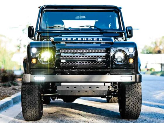 Land Rover Defender 90 by Osprey Custom Cars