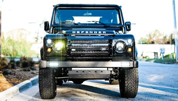 Land Rover Defender 90 by Osprey Custom Cars