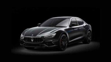 Maserati Sportivo Special Edition