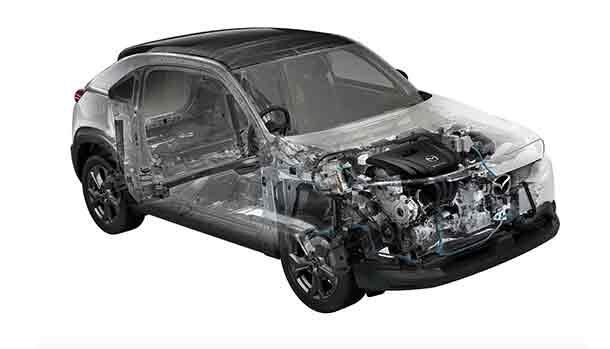 Mazda MX-30 - Rotary Engine