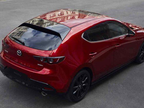 Mazda3 2021