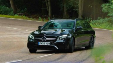 Mercedes-Benz E 63 S AMG SW