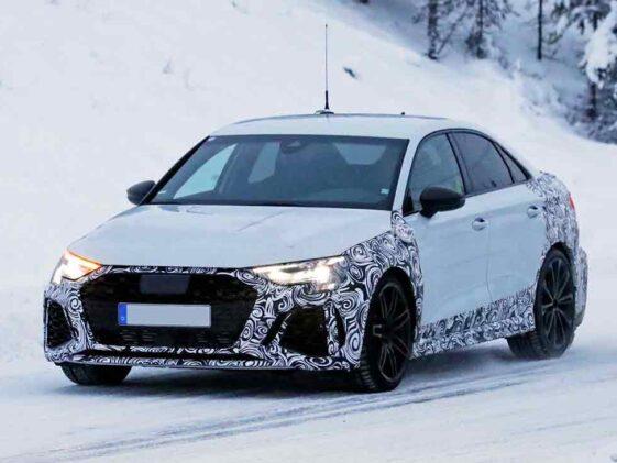 Nuova Audi RS3 2022