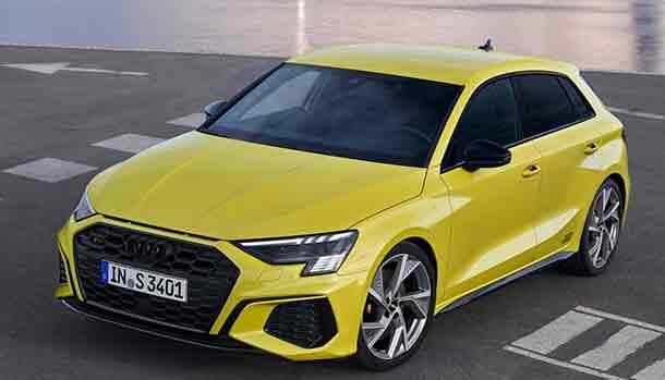 Nuova Audi S3 Sportback