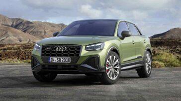 Nuova Audi SQ2