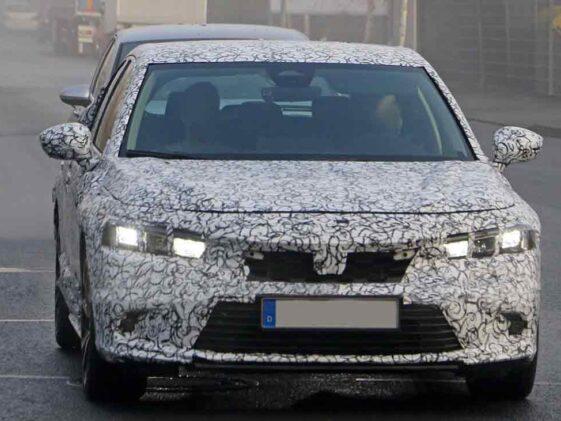 Nuova Honda Civic 2022