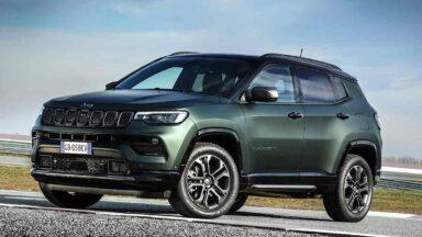 Nuova Jeep Compass 2021