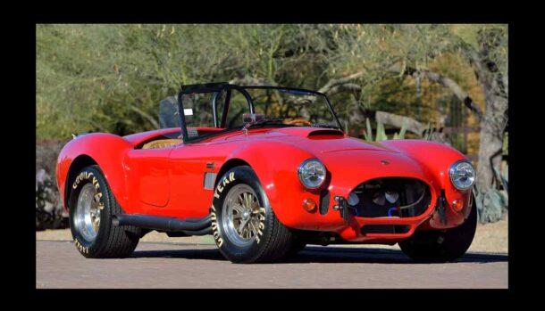 Paul Walker Shelby Cobra 427 CSX 1000