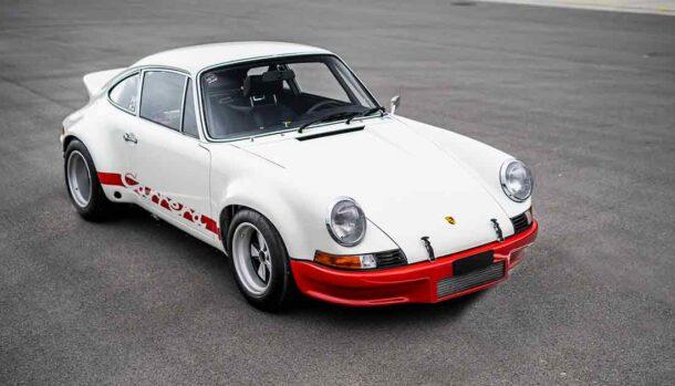 Porsche 911 Carrera RSR 2.8 1973