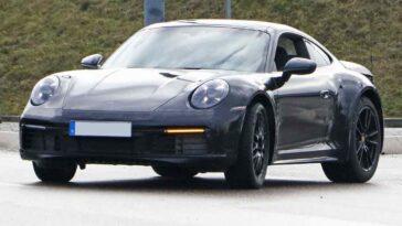 Porsche 911 Safari 2022