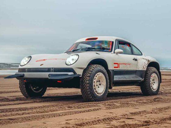 Porsche 911 Safari by Singer ACS