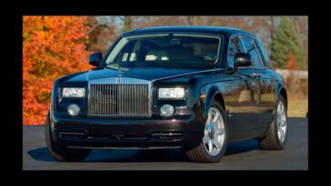 Rolls-Royce Phantom - Donald Trump
