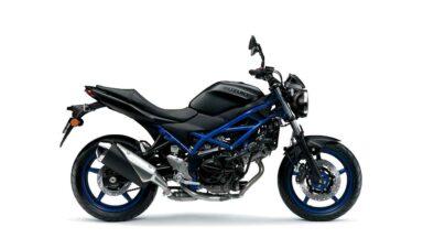 Suzuki SV650 MY2021