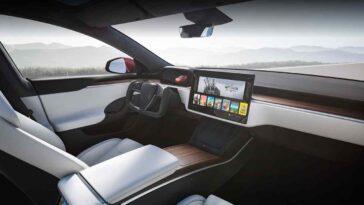 Tesla Model S 2022