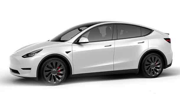Tesla Model Y Standard