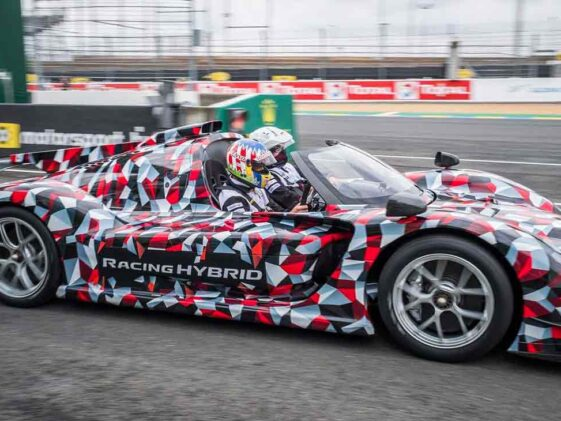 Toyota Gazoo Racing - GR Super Sport