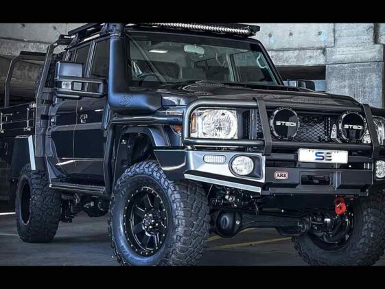 Toyota Land Cruiser by Shannons Engineering