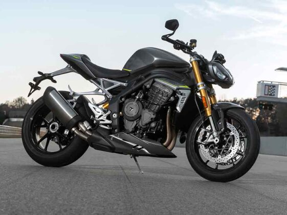 Triumph Speed Triple 1200 RS