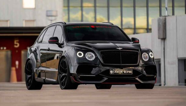 Bentley Bentayga by Creative Bespoke