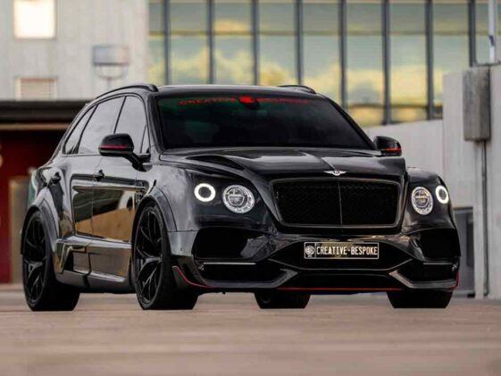 Bentley Bentayga by Creative Bespoke