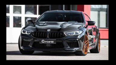 BMW M8 Gran Coupé Competition by G-Power