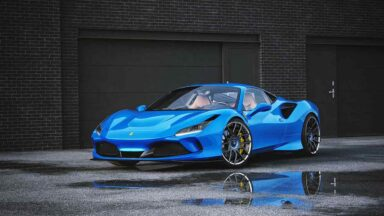 Ferrari F8 Tributo by Wheelsandmore