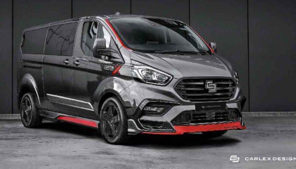 Ford Transit Custom by Carlex Design