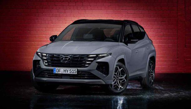 Hyundai Tucson N Line 2022