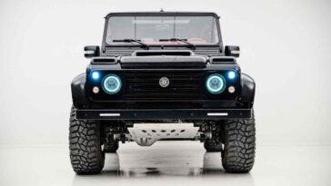 Land Rover Defender 110 SW by Ares Design