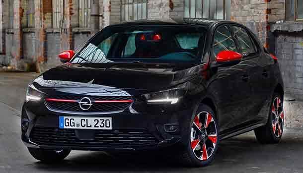 Opel Corsa Individual