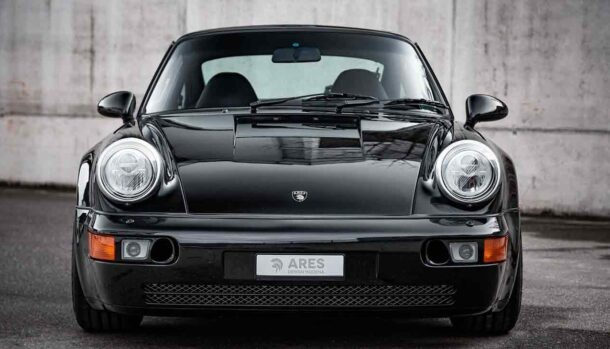 Porsche 911 Turbo 964 by Ares Design