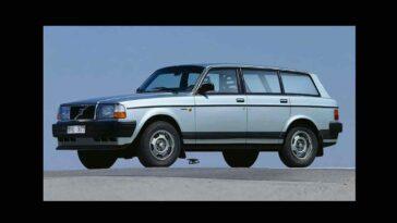 Volvo 240 SUV