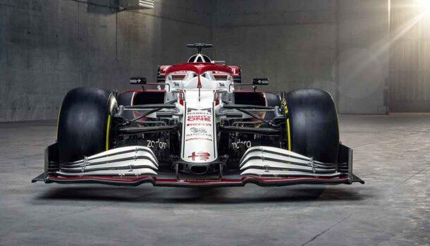 Alfa Romeo Racing Orlen - C41