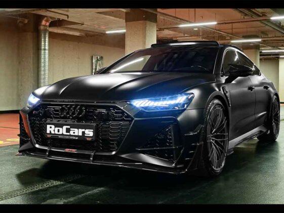 Audi RS7-R Sportback 2021