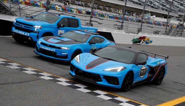 Chevrolet Camaro 2022 Rapid Blue