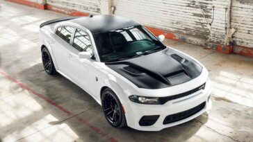 Dodge Charger SRT Hellcat Redeye Widebody