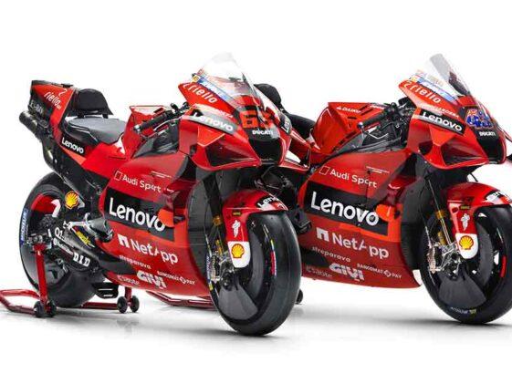 Ducati Lenovo Team 2021