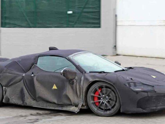 Ferrari 486 Hybrid