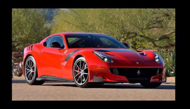 Ferrari F12tdf - Roger Penske
