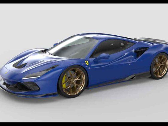 Ferrari F8 Tributo by 1016 Industries