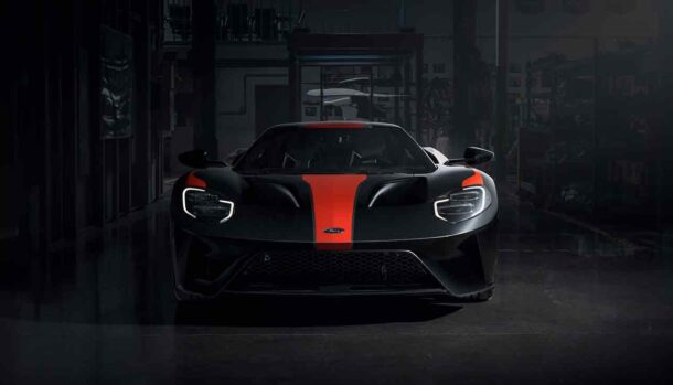 Ford GT 2021 Studio Collection