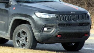 Jeep Compass Trailhawk 2022