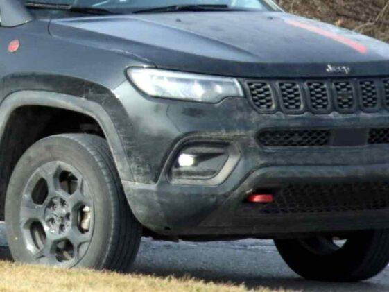 Jeep Compass Trailhawk 2022
