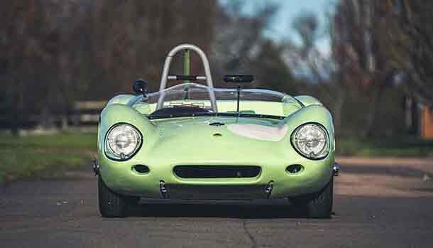Lotus 19 Monte Carlo 1960