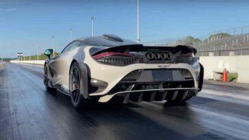 McLaren 765LT by M Engineering
