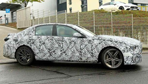Mercedes-AMG C 63 2022