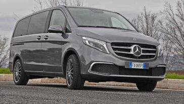 Mercedes Classe V 300 d Automatic Premium Long