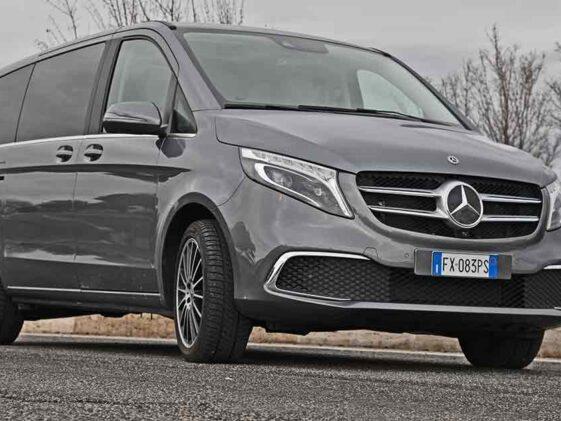 Mercedes Classe V 300 d Automatic Premium Long