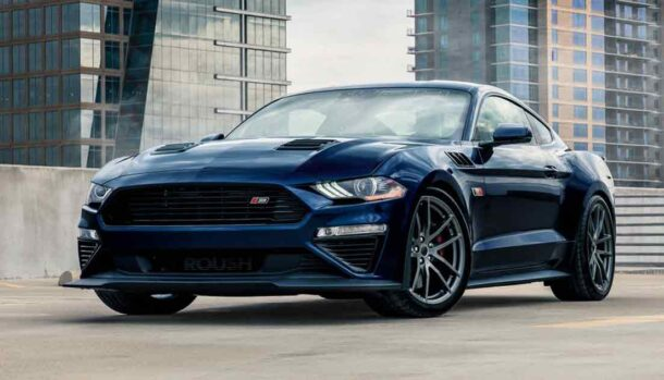 Mustang Stage 3 by Roush Performance